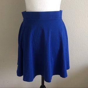 PINK Victoria's Secret | Skater Skirt Mini Blue